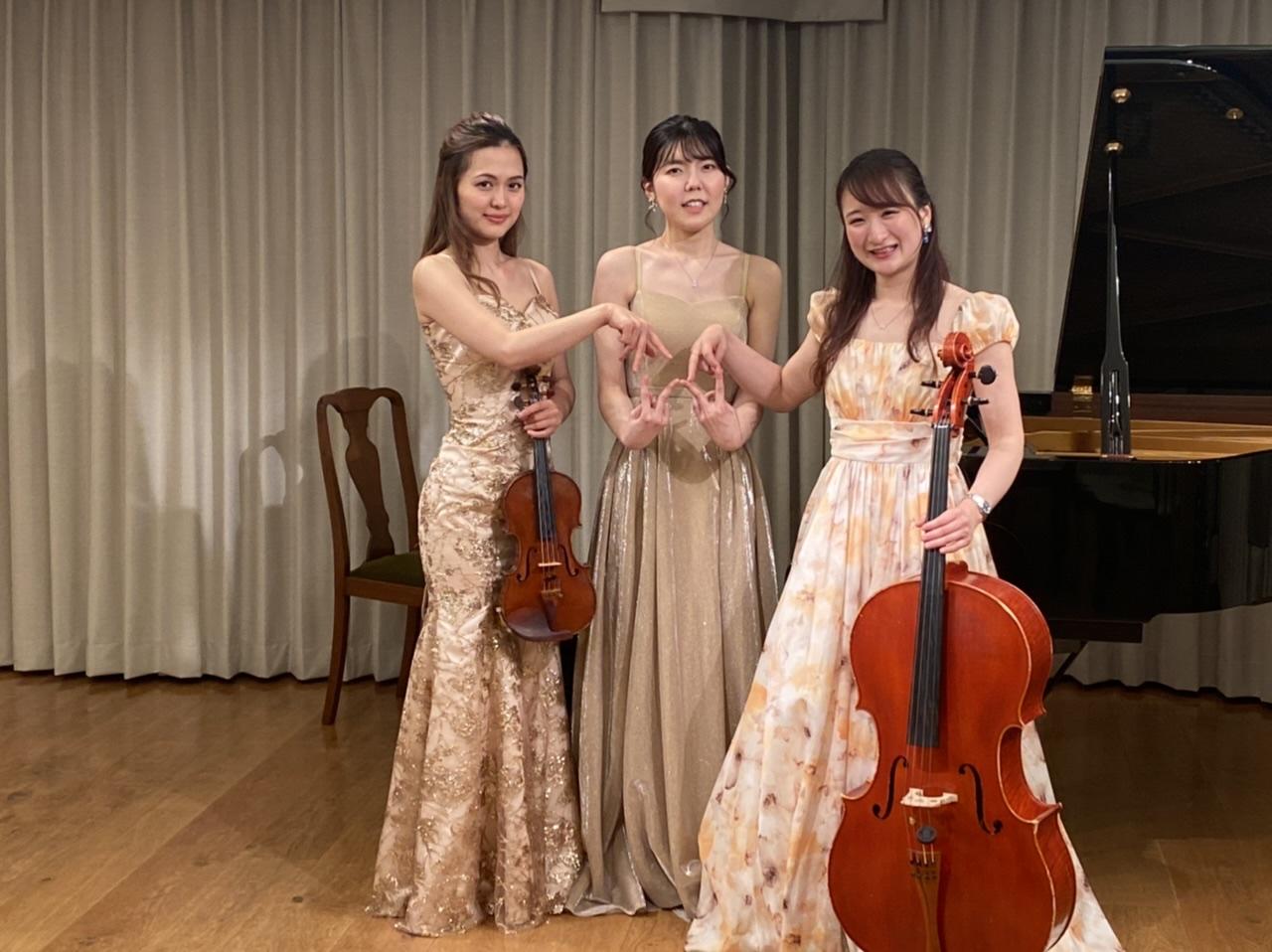 trio mira定期演奏会