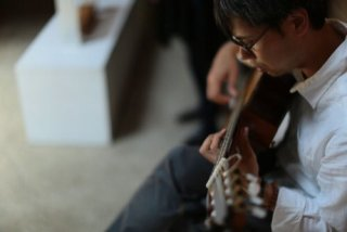 坂ノ下典正 ソロギター演奏会 〈滋賀・長浜〉 ー水のまち・夏の奏ー
