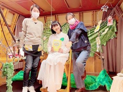 川田妙子さん「ほっこり朗読会」応援チケット企画!