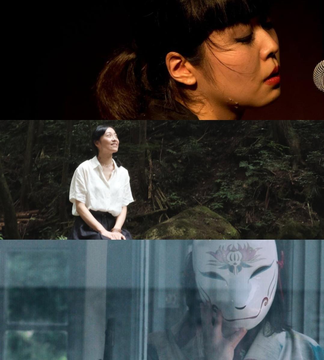 『彼女が詩人になるまえに』出演:藤原愛 / いたづらマニア / 薗田雅子