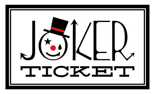 ジョーカーチケット