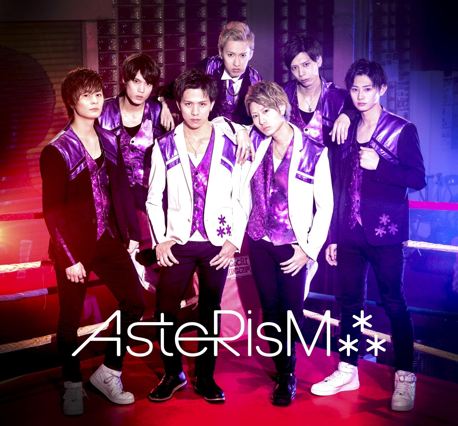 6/1 AsteRisM⁂1stシングル 発売記念ワンマンライブ