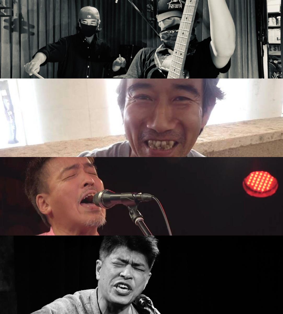 『カナリアは鳴いているか』出演:浅井永久+堀口たかし / 中馬すすむ / たけぽん / 栁下学