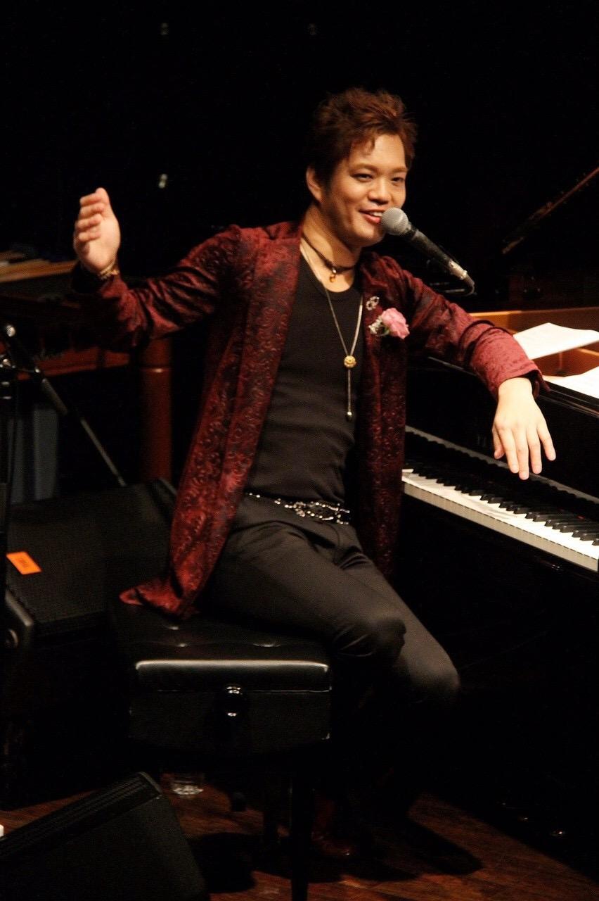 今井亮太郎 ~独奏 at Hall~ 1部:秋空のピアノボッサ
