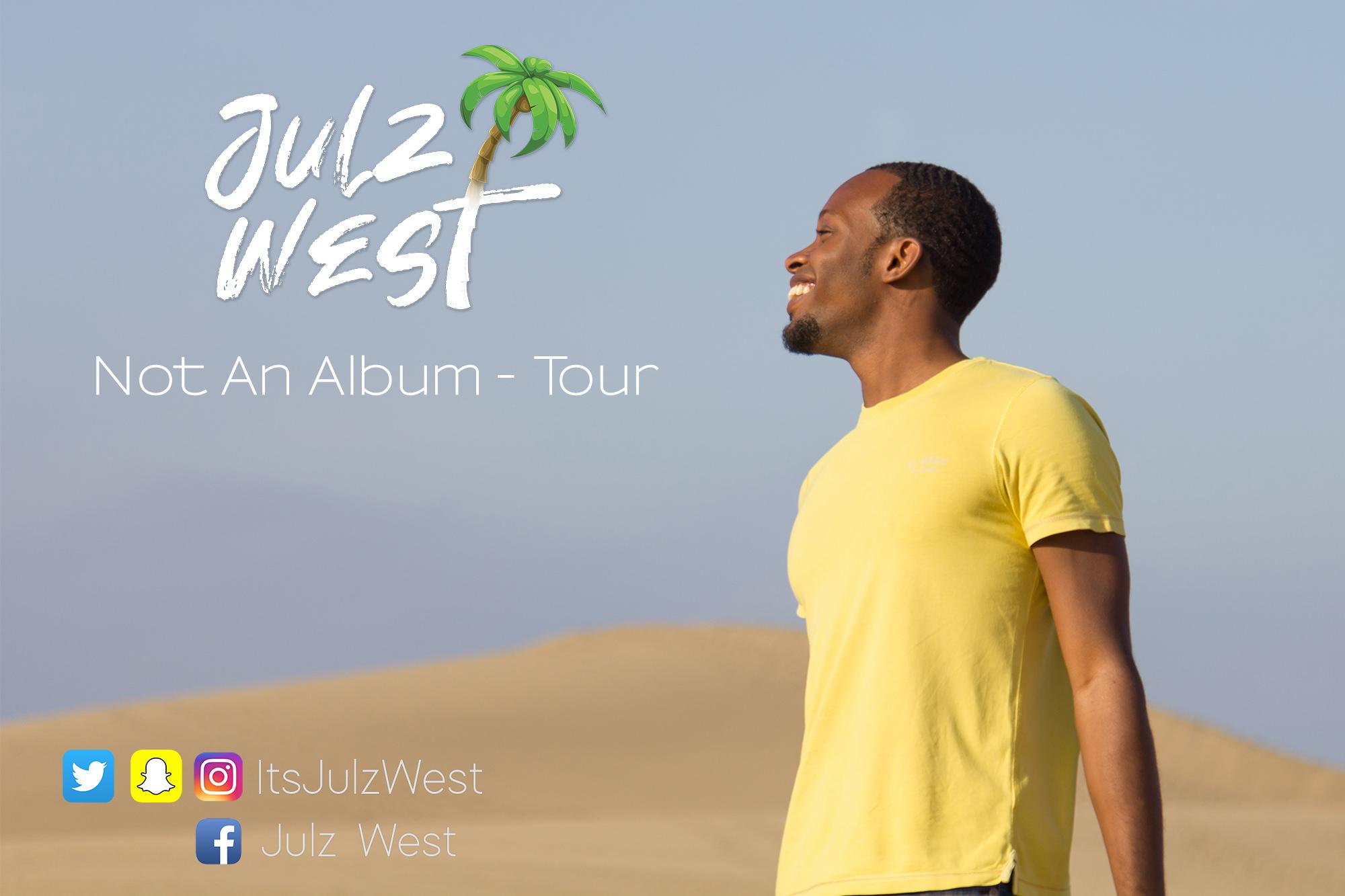 Julz West - Not an Album Tour Japan (Osaka) 2019