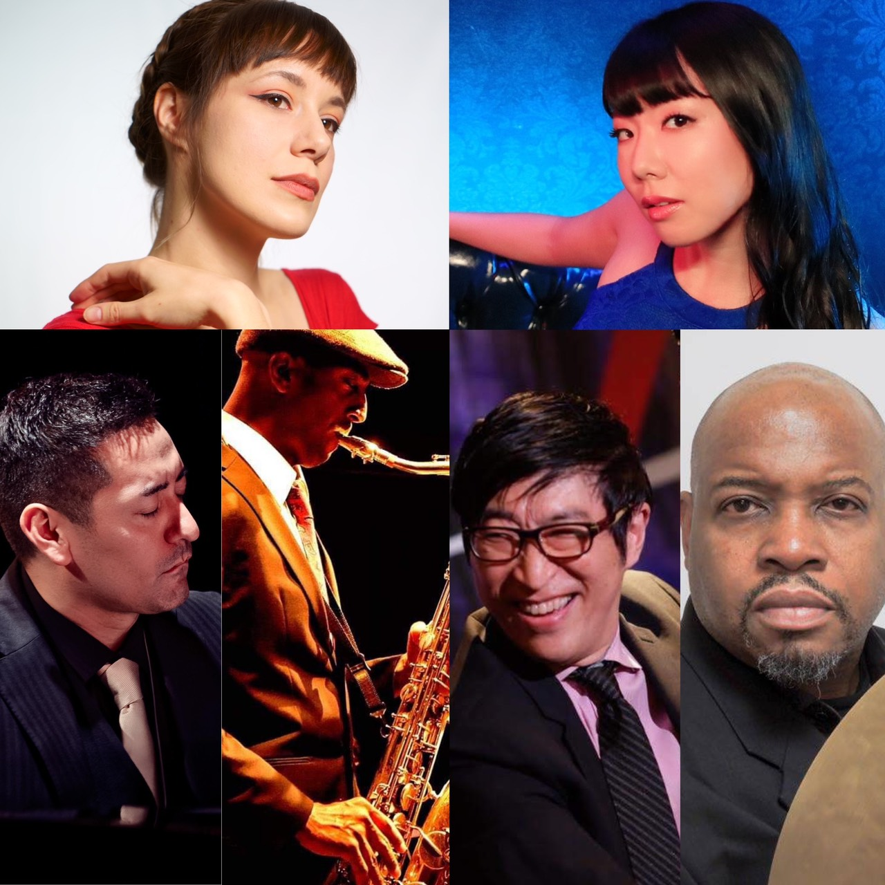 Kengo Nakamura Presents  《 Pisces Sisters & Swing Brothers 》