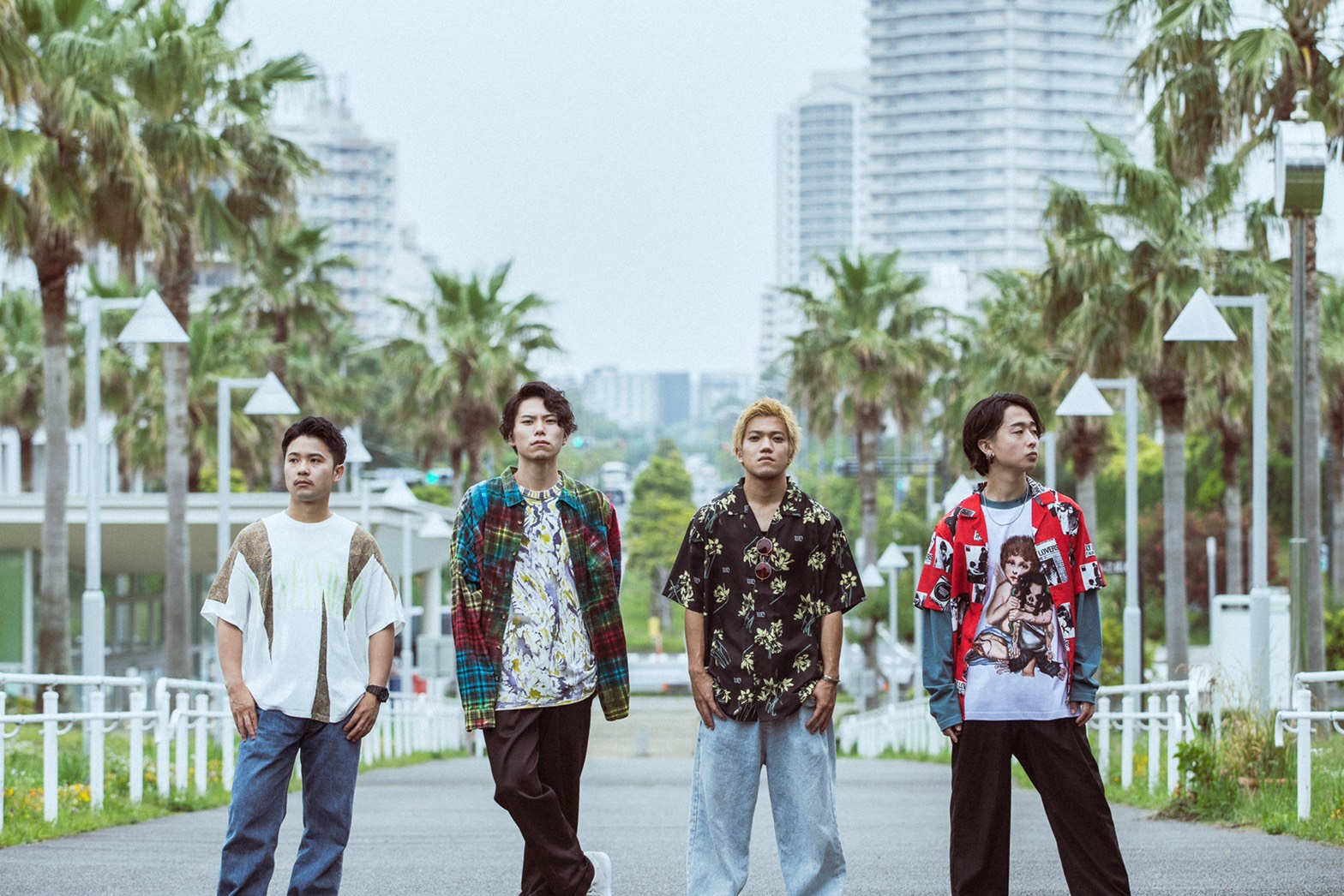 """2nd Full Album『GAL』Release Tour """"ROAD TO GAL"""""""
