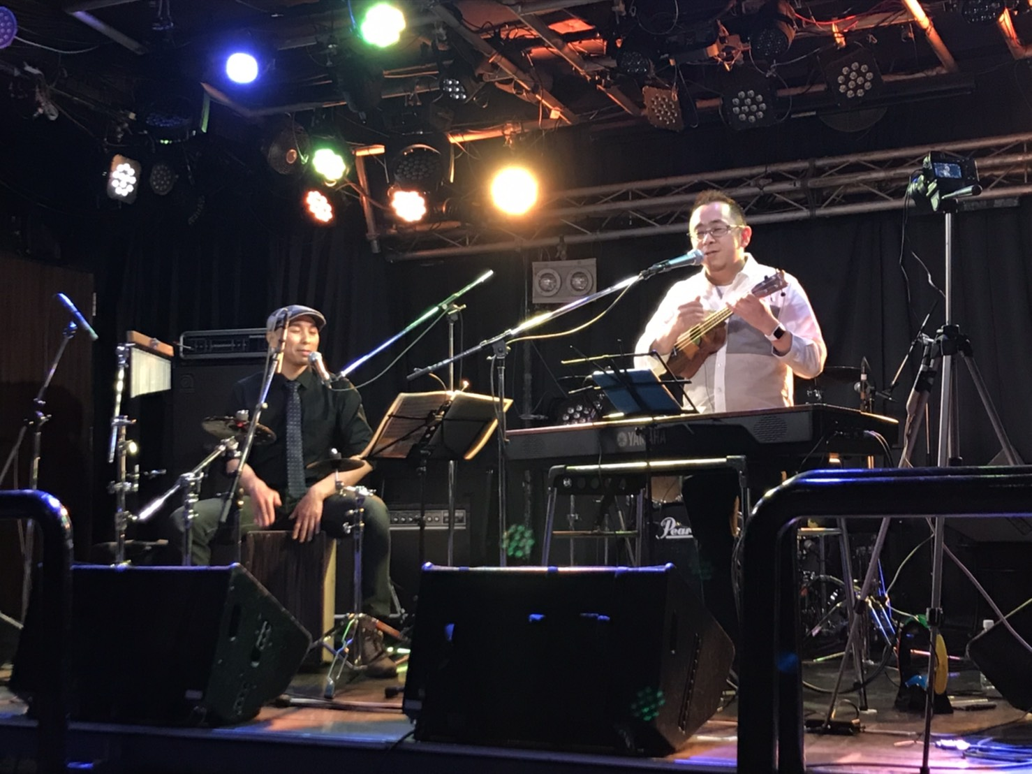 Sugimotoman presents ワンマンライブ 「321 Live 番・外・編 〜 3+2+1全部足したら6だった」