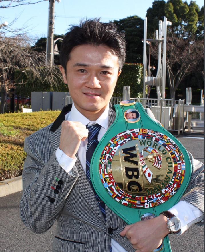 元ボクシング世界王者トレーニングセミナー!!