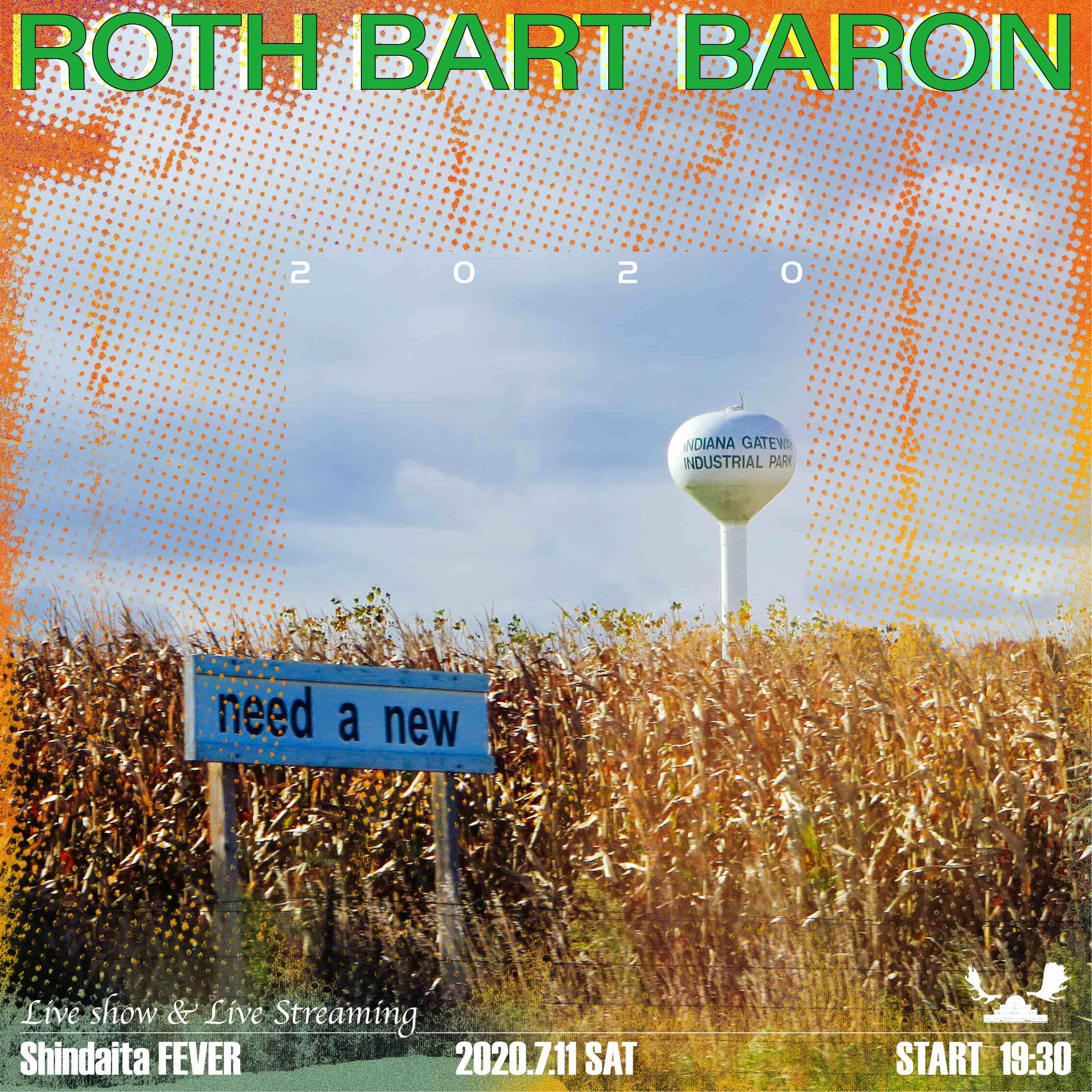 "ROTH BART BARON ""2020"" Live at FEVER"