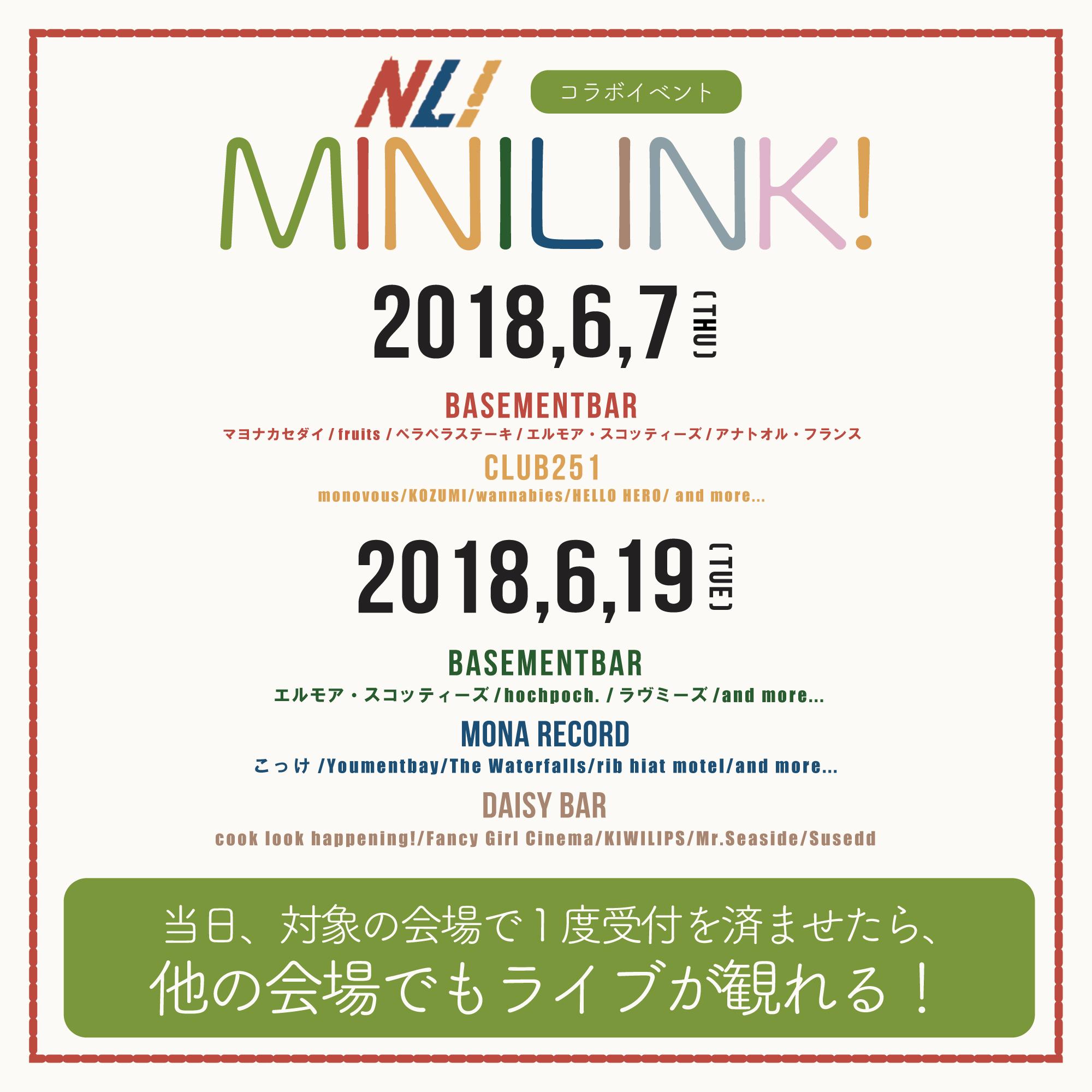 251presents MINILINK!