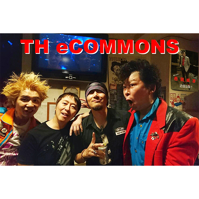 "TH eCOMMONS/画鋲/玉ーリン : ""「グレイスフルデビル~good bye ルビーチューズディ」 TH eCOMMONS 30th x 25th CLUB Que"""