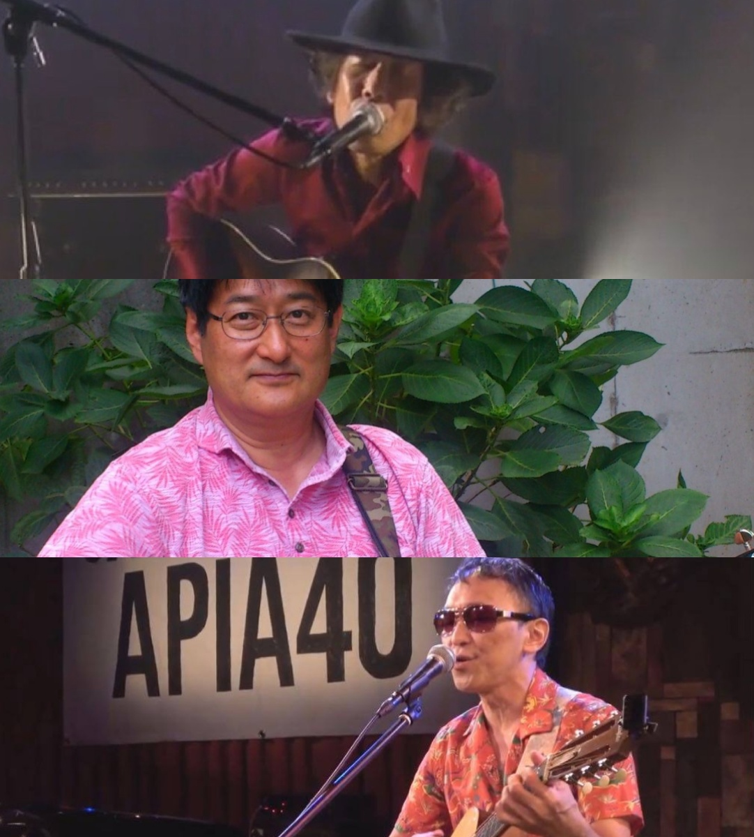 『めぐりめぐる今日のうた』出演:YUZO&ZOVAN / 円つばさ / 坂本守