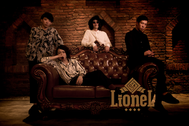 LioneL 会場限定single「家猫とラプソディー」Release Tour ~Boom×2 Hello LioneL!!~