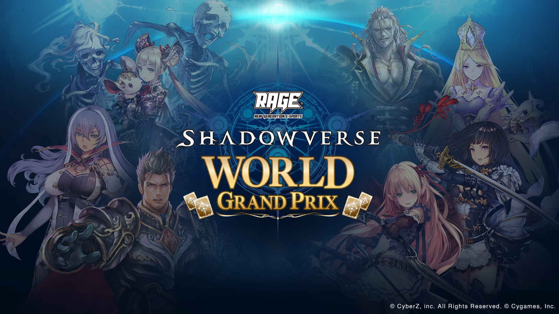 RAGE Shadowverse World Grand Prix GRAND FINALS