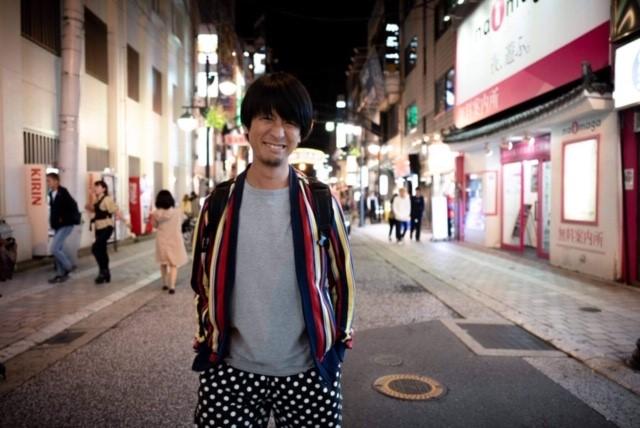 """岩瀬敬吾/Ally CARAVAN acoustic ver. : """"音楽に火を灯そう"""""""