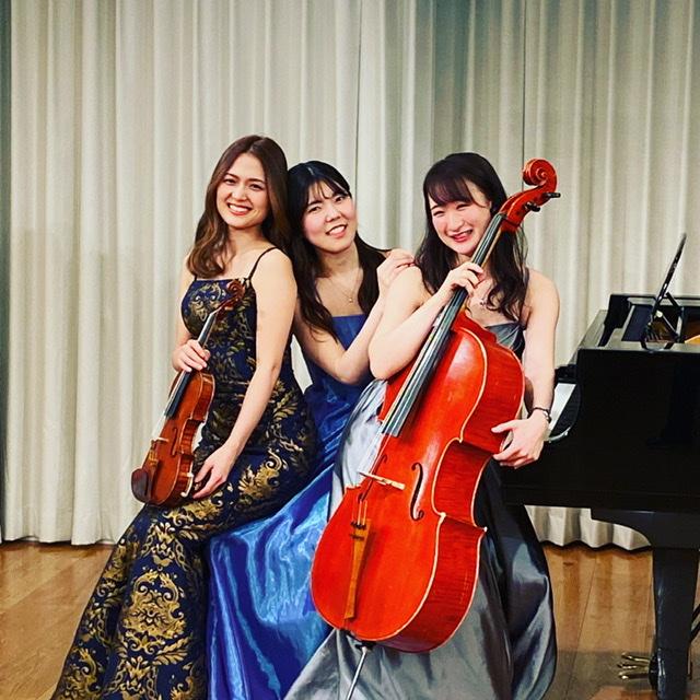trio mira 初夏の定期演奏会