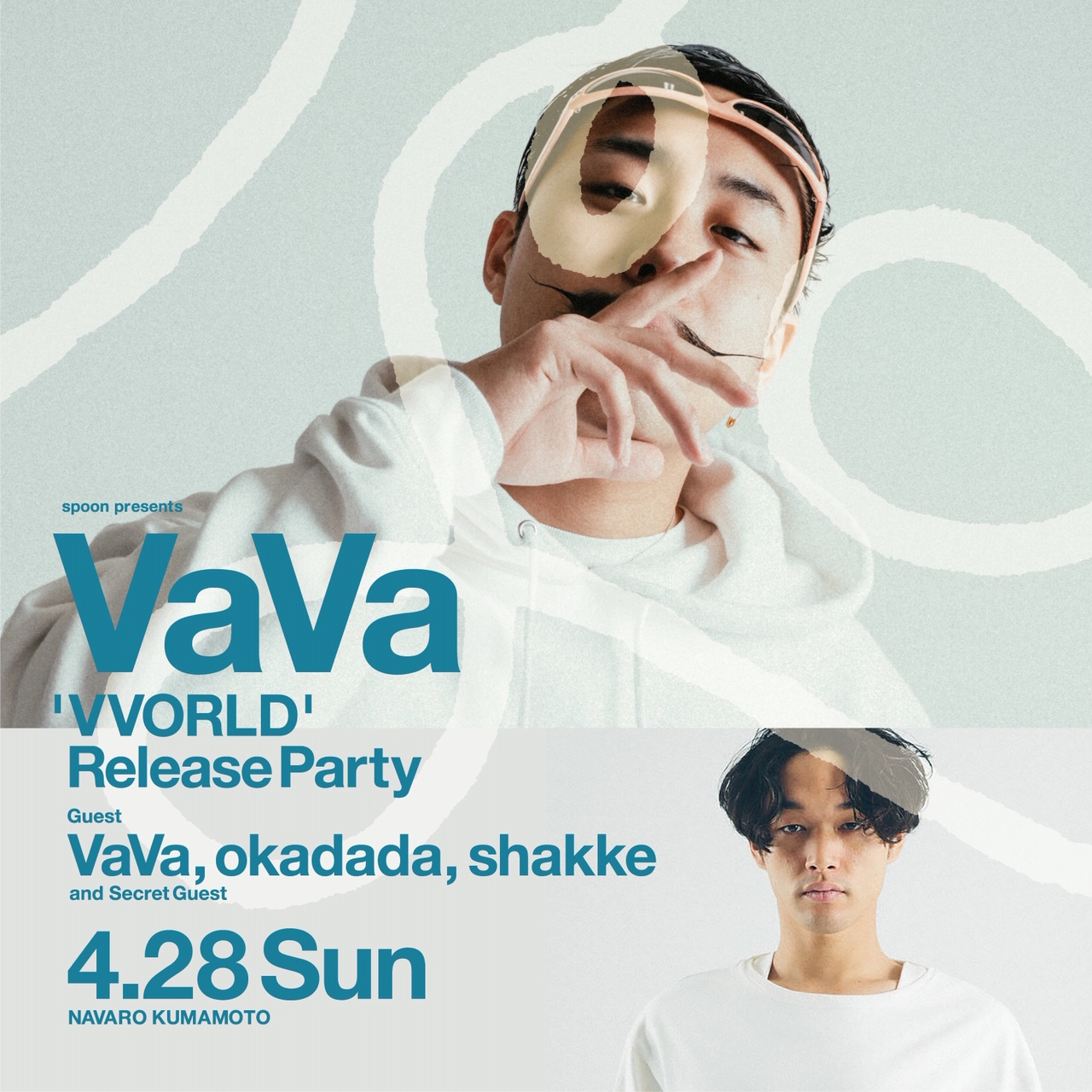 spoon presents VaVa 'VVORLD' Release Party