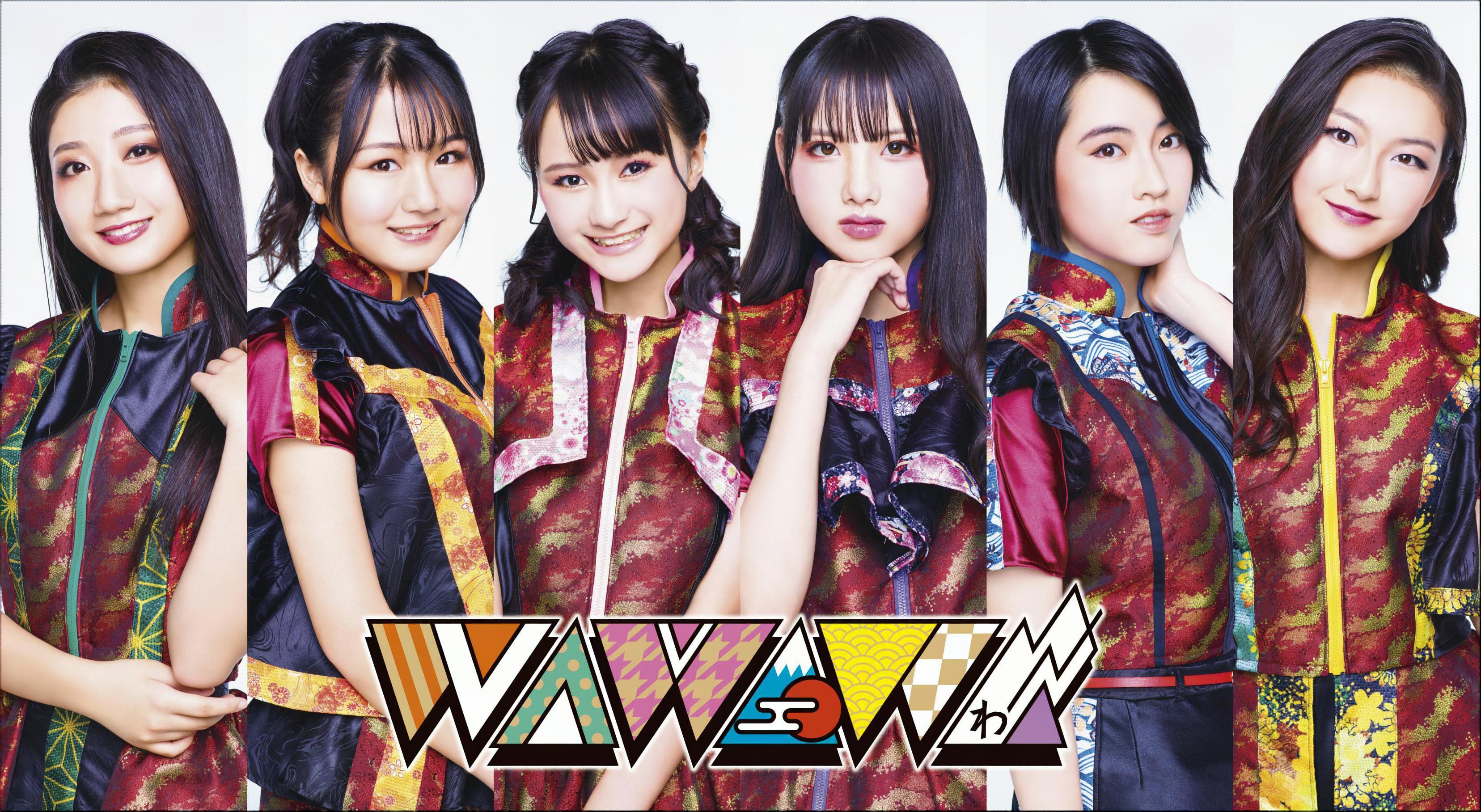 WAWAWAオンライン特典会 第2弾