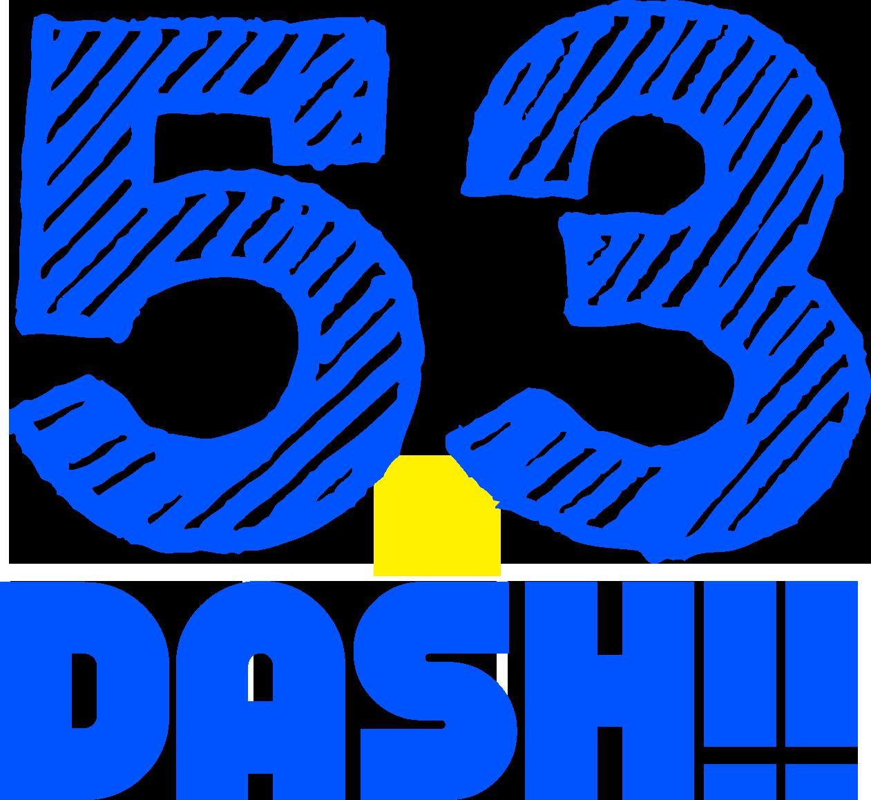 浅井企画主催お笑いライブ『53☆DASH!!』7月(vol.043)