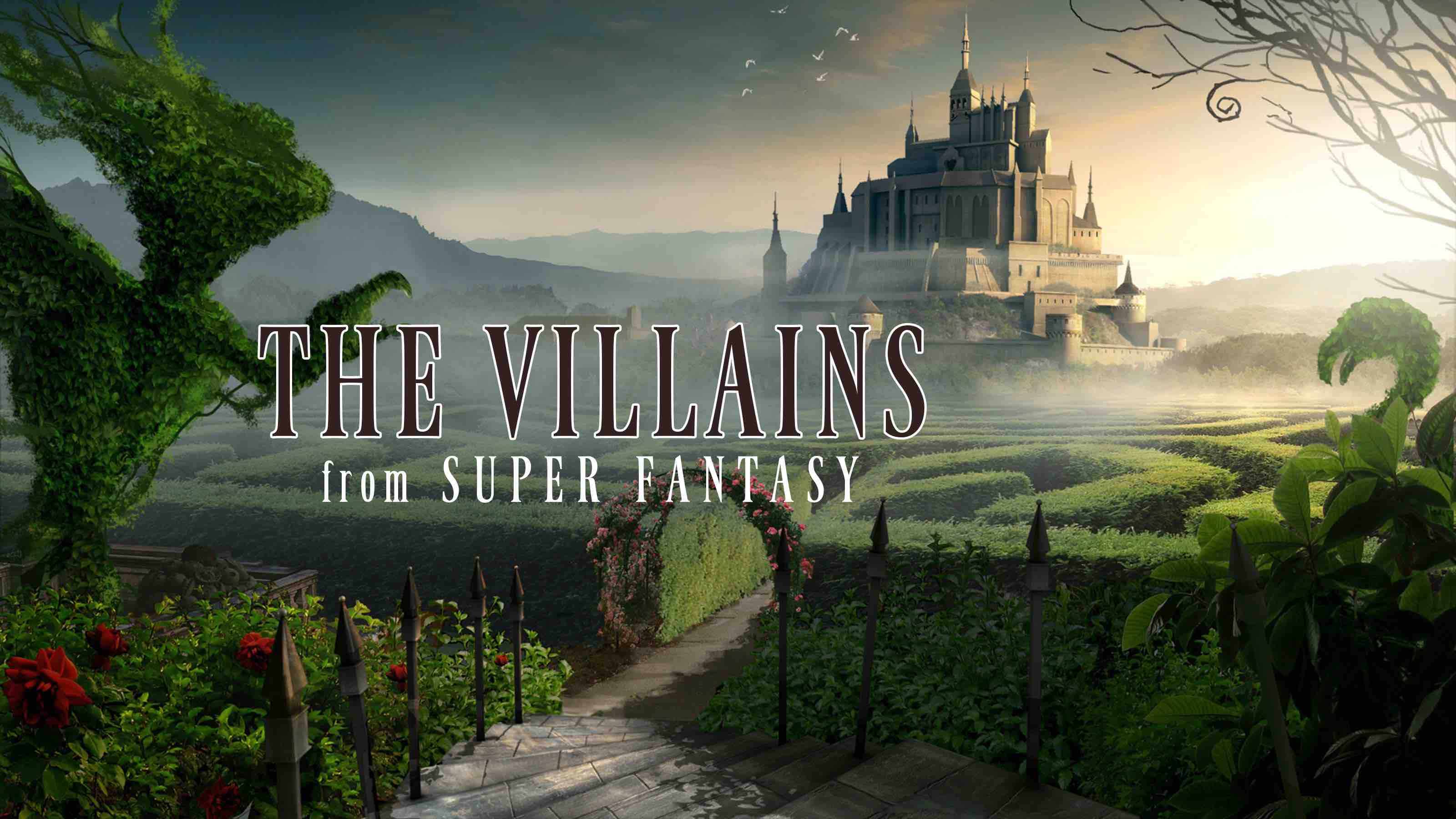 THE VILLAINS from SUPER FANTASYハロウィン公演2019