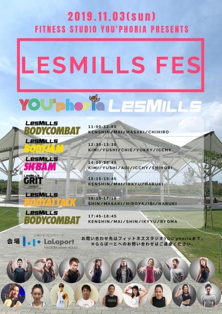 LESMILLS FES