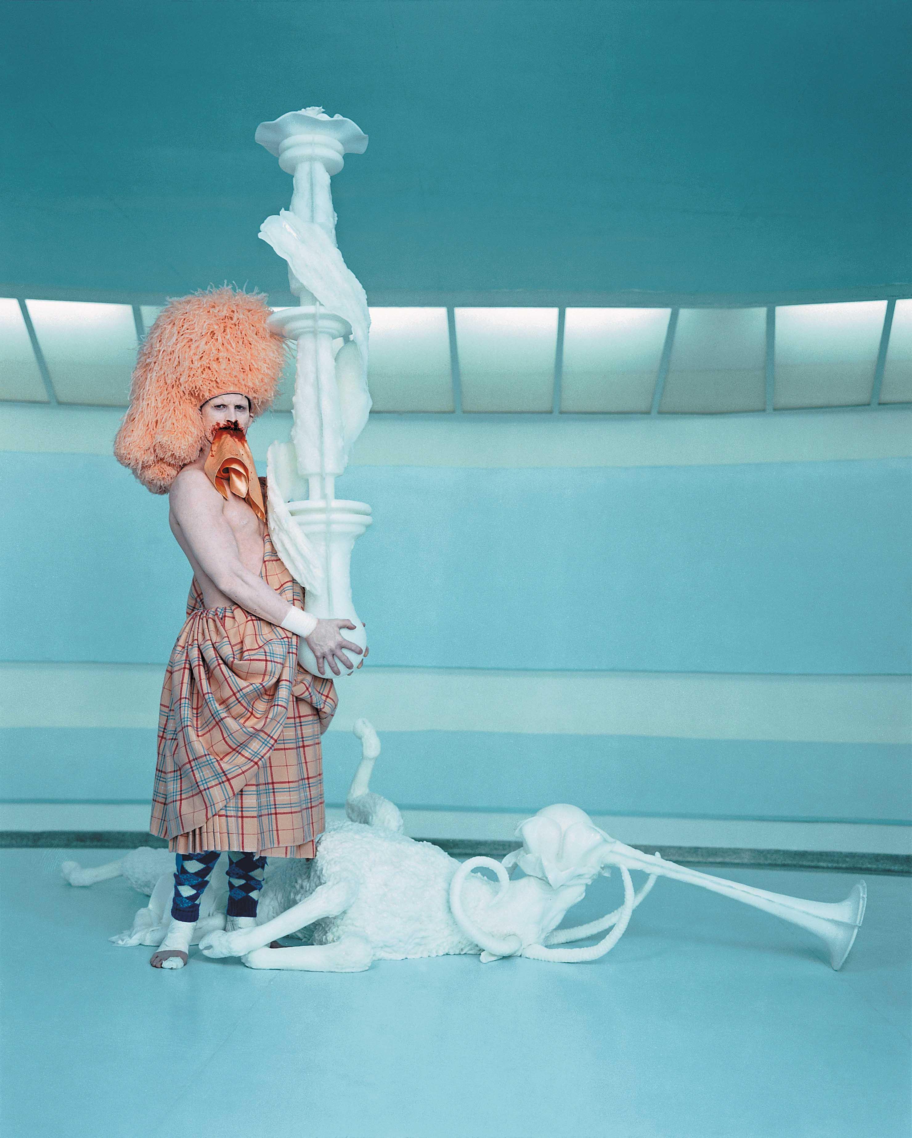 マシュー・バーニー『クレマスター』東京都写真美術館 ホール上映(2日目)