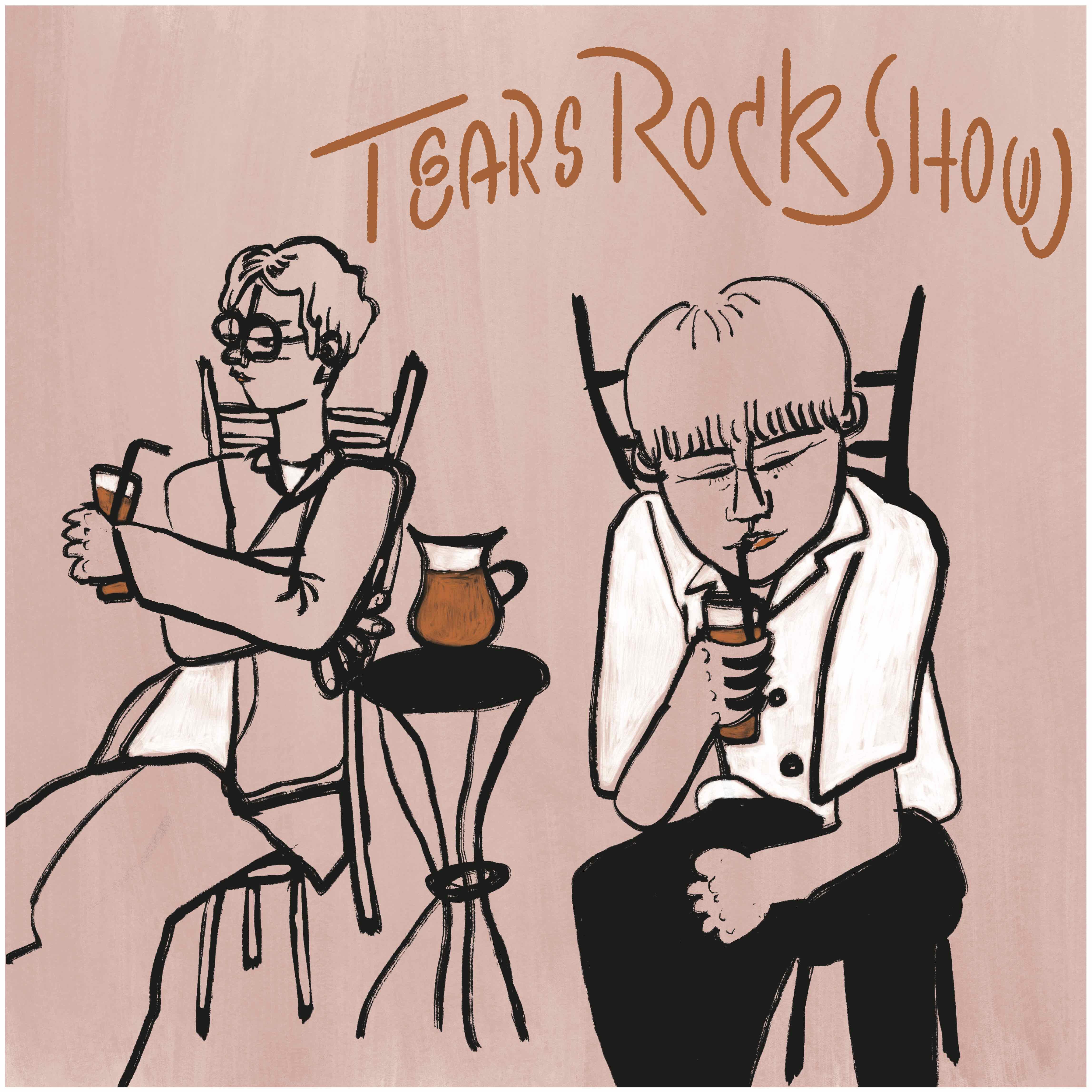 リ・ファンデと奇妙礼太郎「Tears Rock Show」名古屋アイドルタイム編