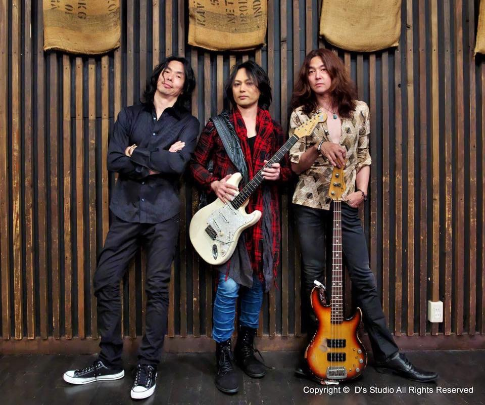 「Guitar Circus Vol.7」KATAMLI × BLIND HEADZ