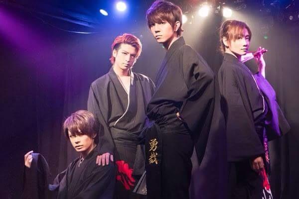 TOKYO流星群Show Time☆騒げ!弾けろ!西新宿で皐月祭りじゃッ!!
