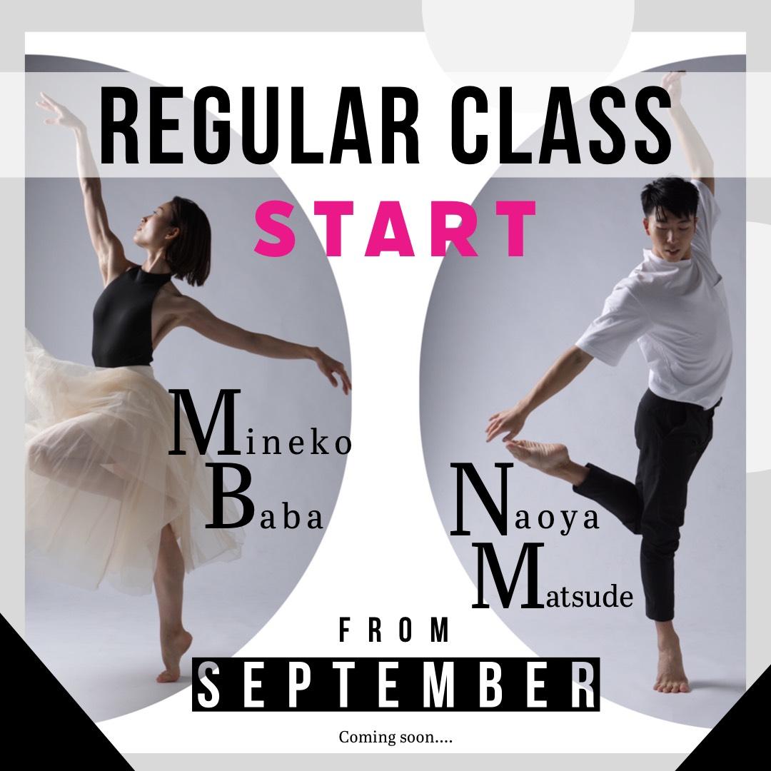 REGULAR CLASS 【Autumn】