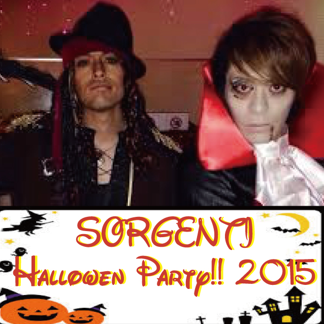 Hallowen Party!! 2015@ザンクロブルース