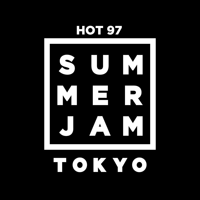 HOT97 SUMMER JAM TOKYO 2016