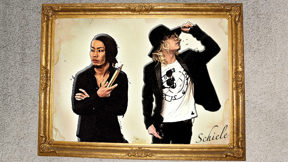 Gold Sounds 1st Anniversary EVENT Schiele×Gold Sounds共同企画 ALTERNATIVES IN TOKYO DOWNTOWN vol.1