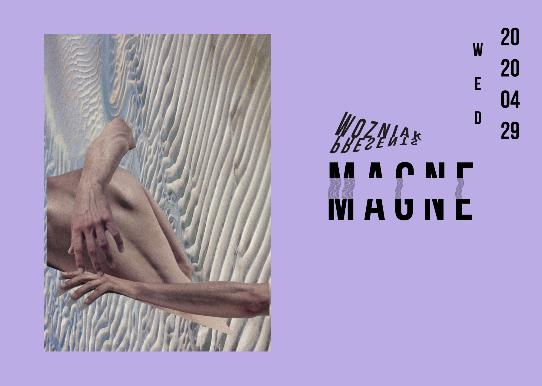 "WOZNIAK presents ""MAGNE"" -New Album ""Vegetable Home Run"" Relaese Party-"
