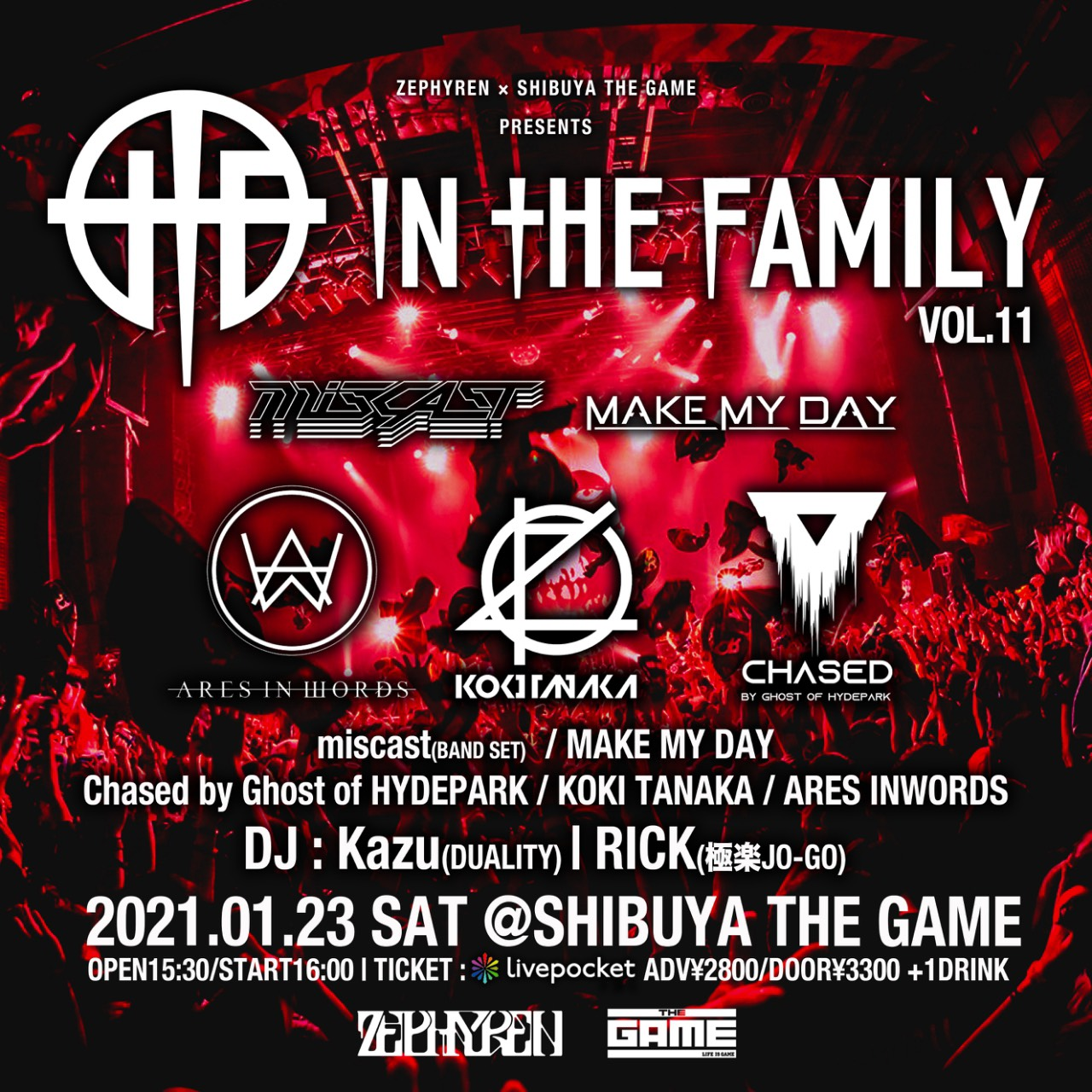 In The Family vol.11