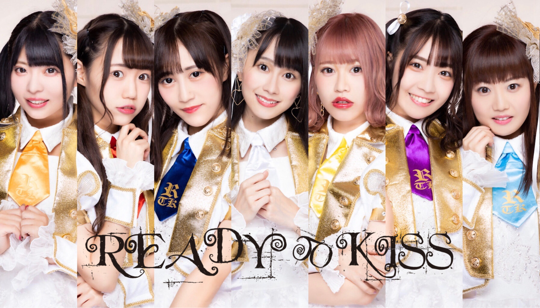 READY TO KISS x BABY TO KISS 2マン公演