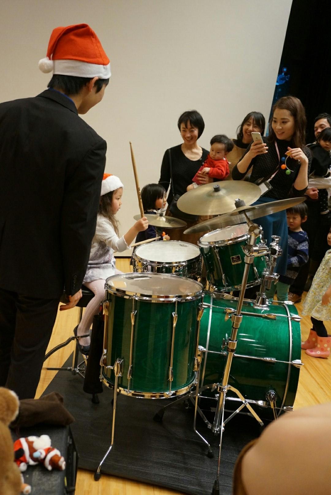 Baby&Mama ART presents Vol.24東京藝術大学生による「0歳からのコンサート~ジャズ」