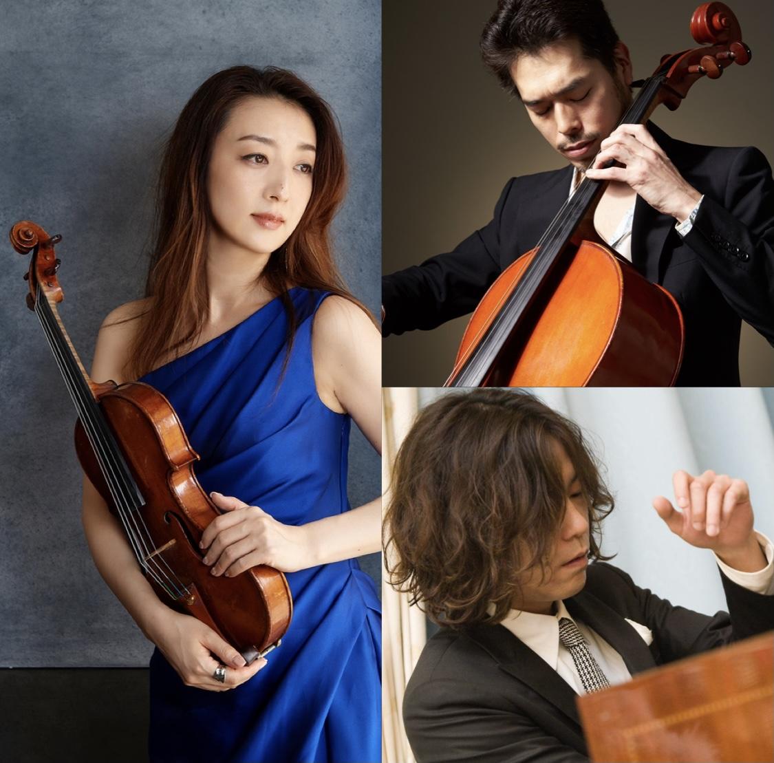 【配信】魅惑のクラシカルジャズ~バイオリンの誘い
