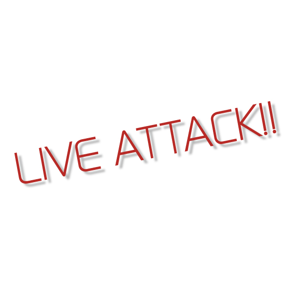 【LIVE-ATTACK!! in 卸町ふれあい市 】1014