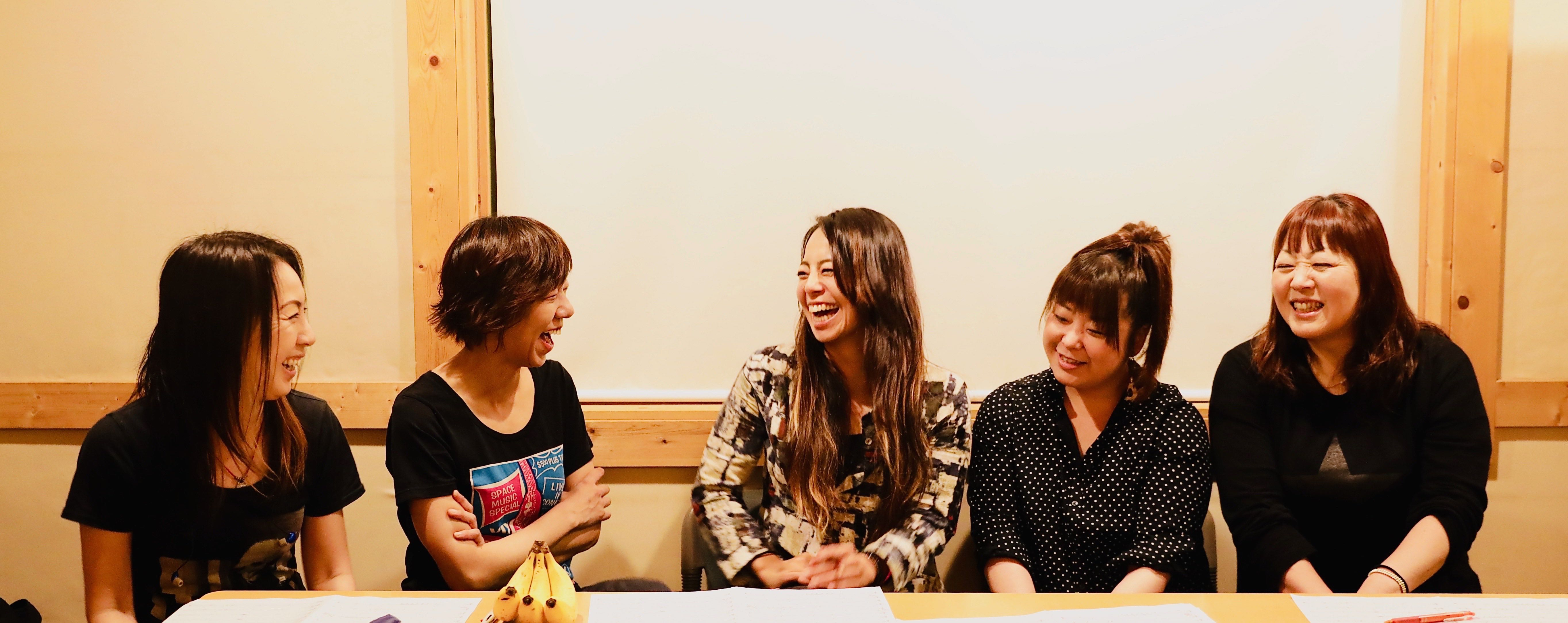 The Wonder Ladies 〜アルバム発売記念ライブ〜
