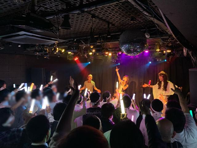 10/4は天使の日 記念ライブ【天使といえばAMATSUKA】@青山RizM