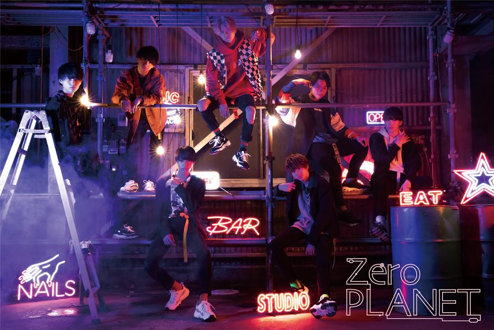 Zero PLANET 定期公演 Vol.1