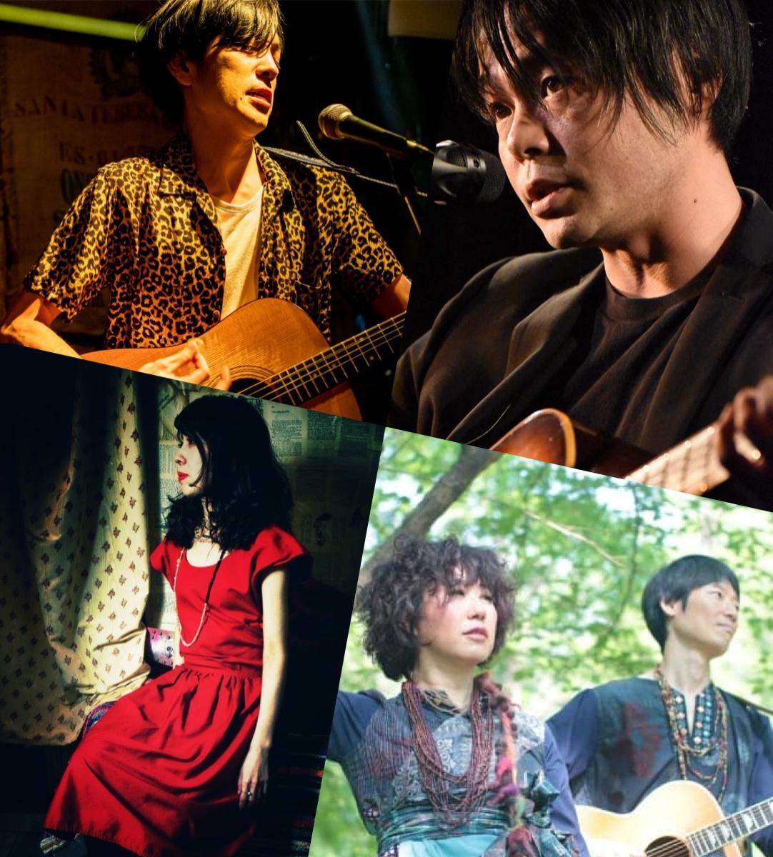 『Country Roads, Take Me Home』出演:松浦健太 / アベヒロシ / 廣瀬康子 / 青花+哲史