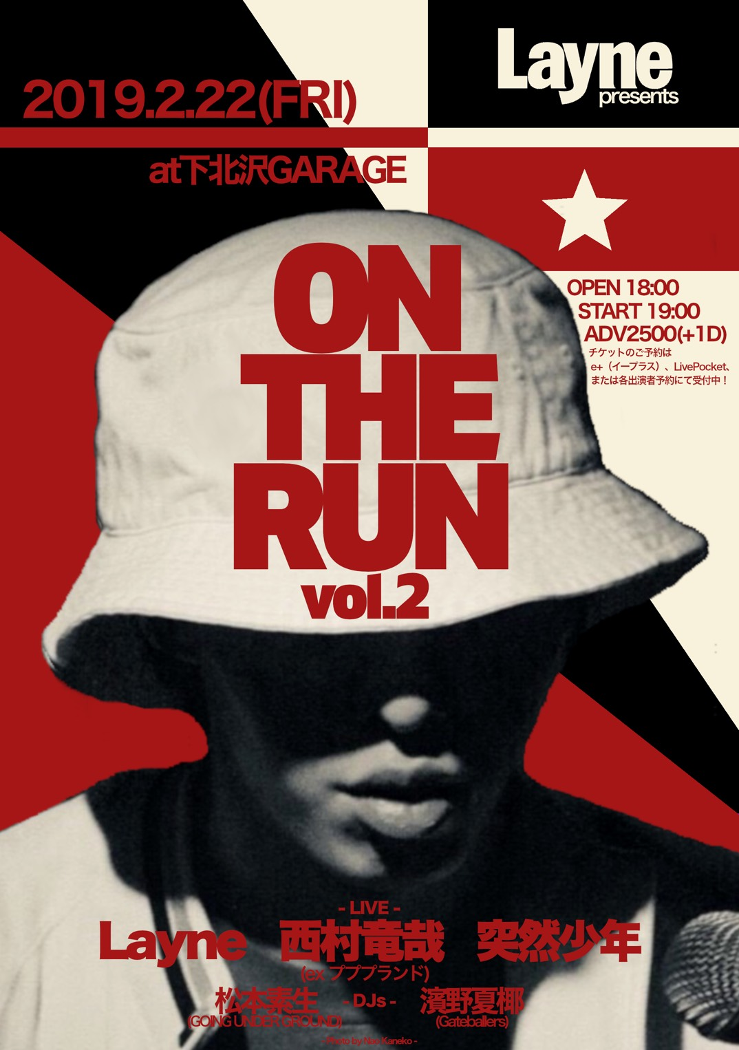 ON THE RUN vol.2