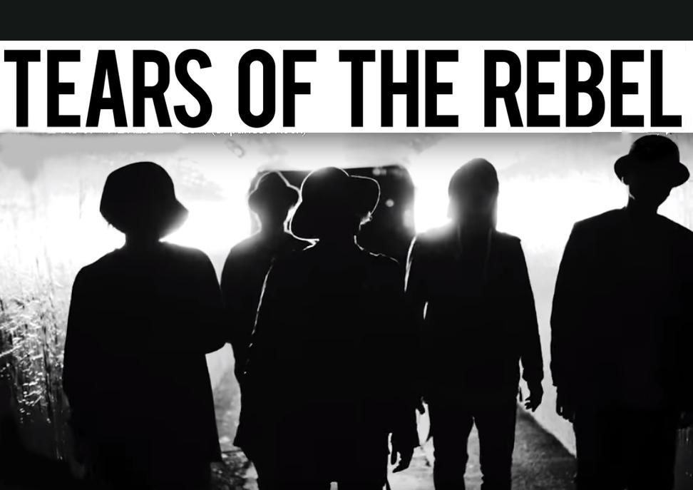 "TEARS OF THE REBEL / NAkidZ : ""Roll over Bee #051"""