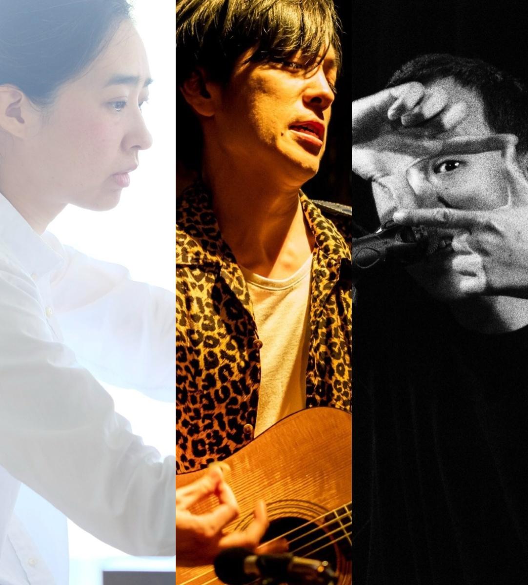『月に手を伸ばせ 〜even if we can't〜』出演:島崎智子 / 松浦健太 / 藤原歩