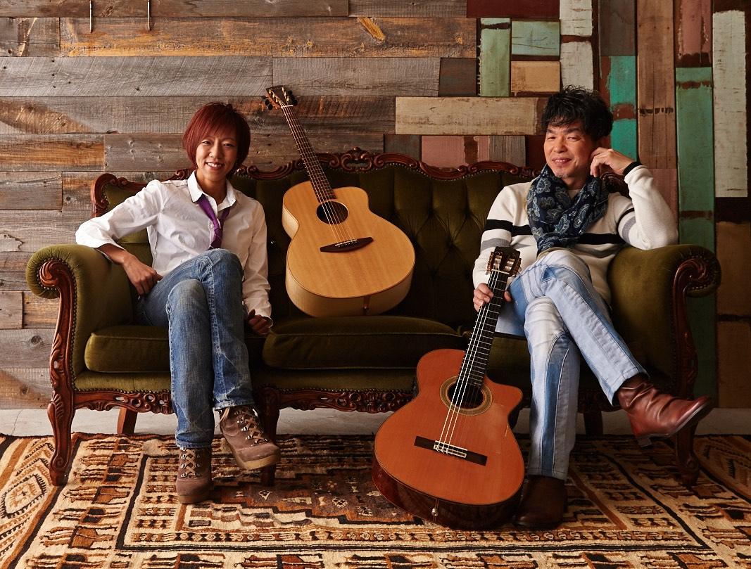 J&K Acoustic Guitar DUO