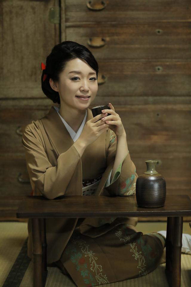 【1st】酒と酒屋と音酒場 六杯目 町田でまほろむ 山口瑠美と獺祭