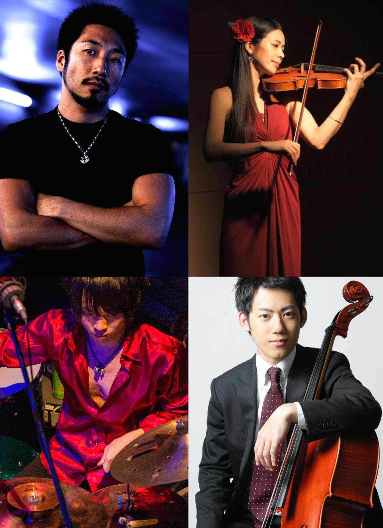 Neo Resistance Quartetto 1stCDリリース記念ライブ in 東京